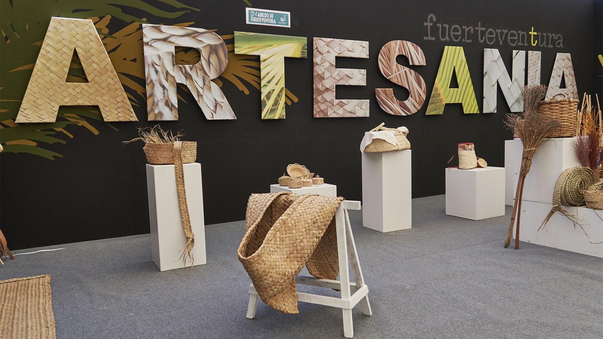 Kunsthandwerksmesse – Feria Insular de Artenasia Antigua, Fuerteventura.