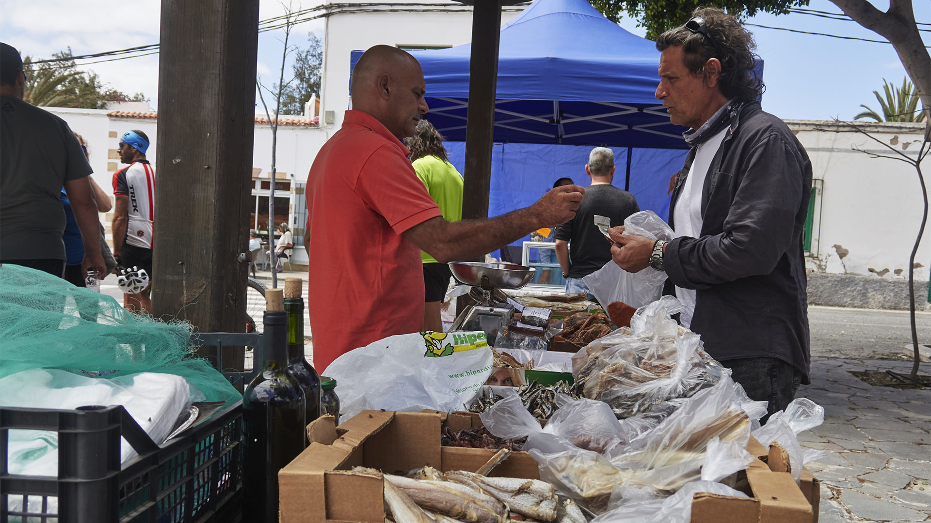 Mercado de Tetir Fuerteventura.