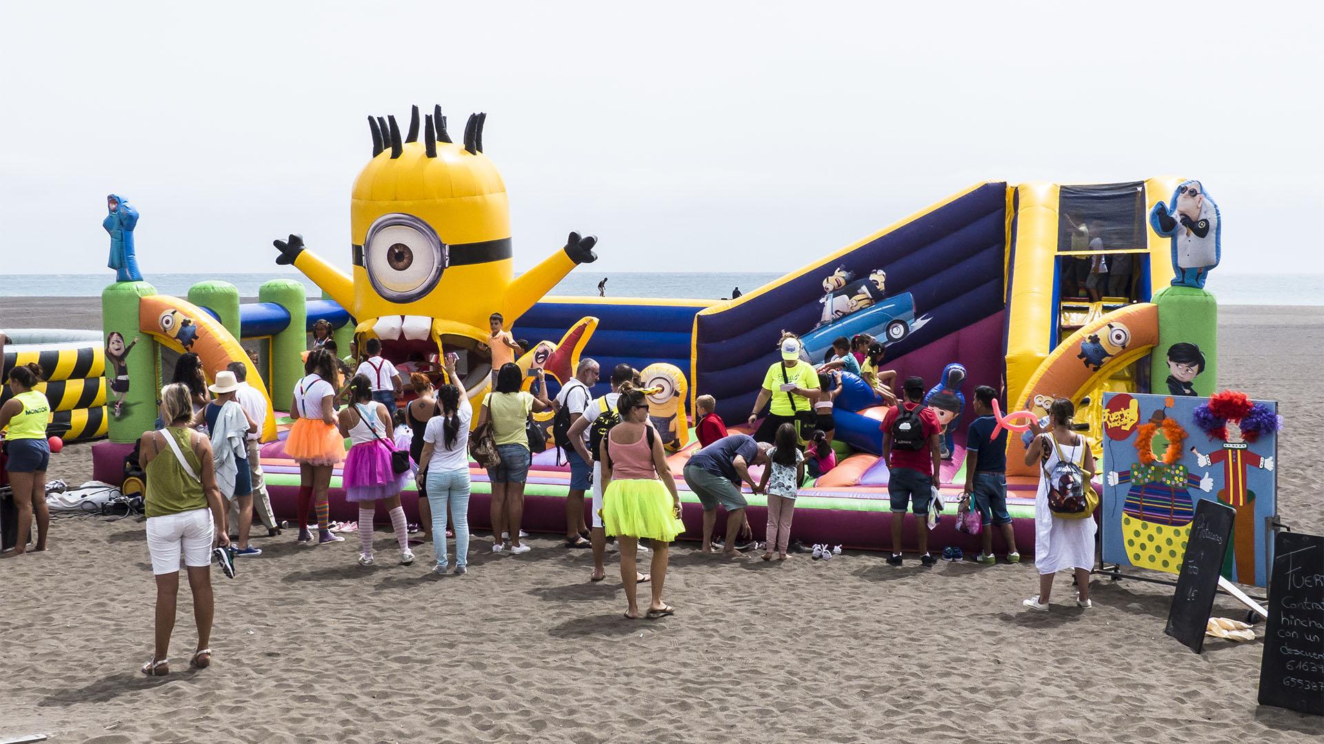 Kunst Kulturveranstaltungen Fuerteventura: TranTran internationales Clown Festival Gran Tarajal.
