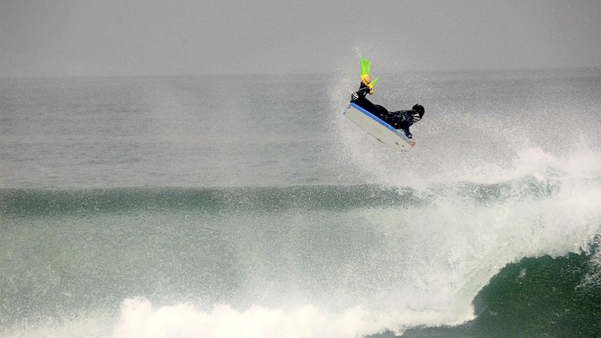 Body Boarden auf Fuerteventura – das Hawaii Europas.