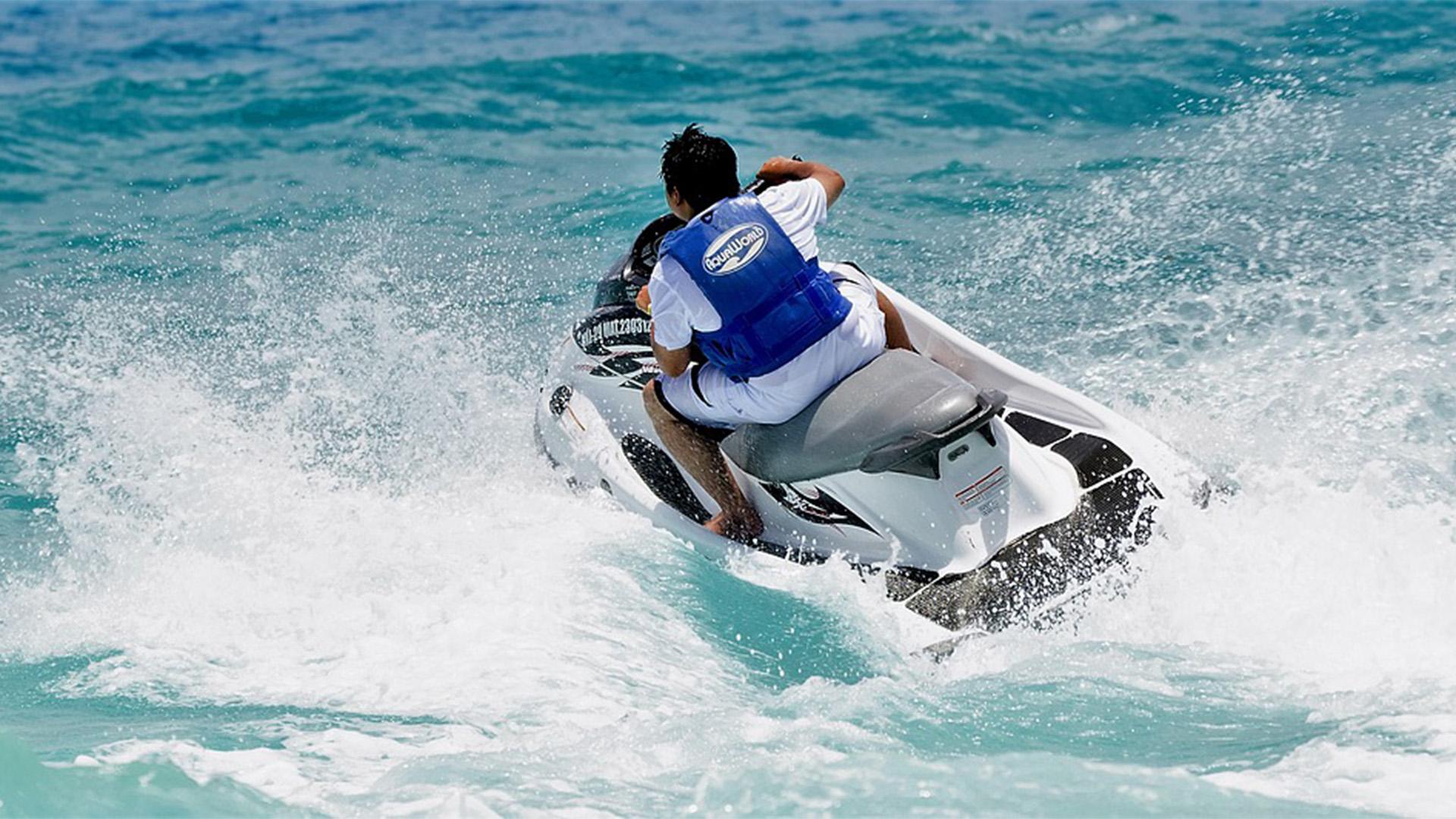 Aktivitäten Funsport Jetski Fuerteventura.