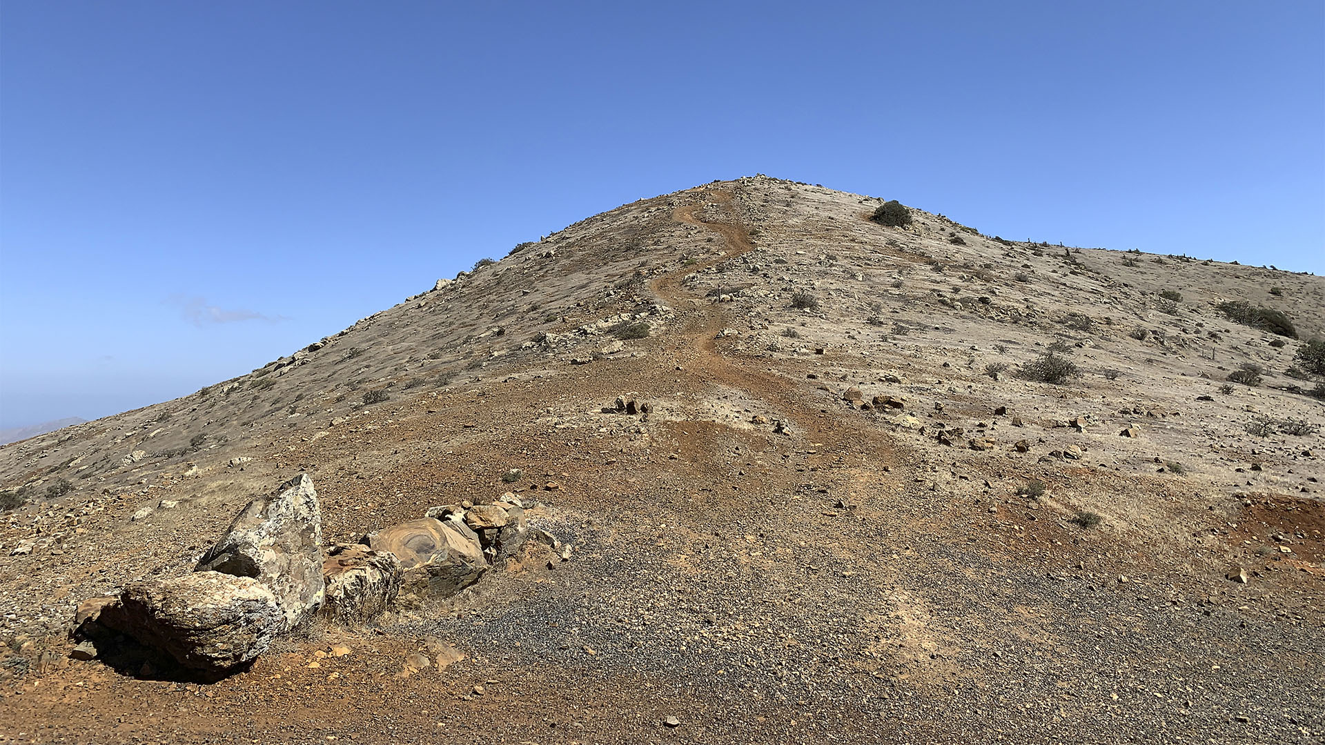 Trailrunning Fuerteventura.