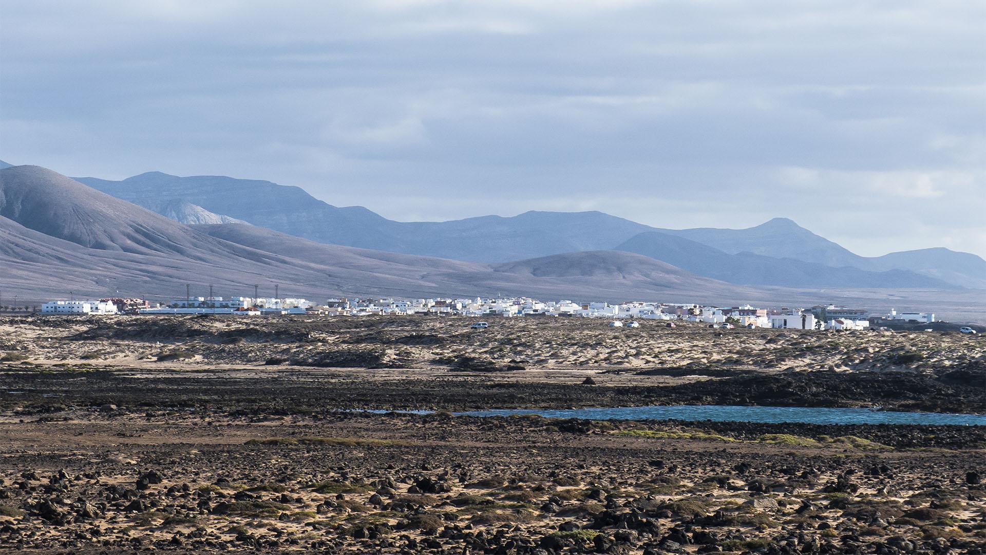 Wandern + Trekking auf Fuerteventura: Von El Cotillo zum Faro de Tostón.