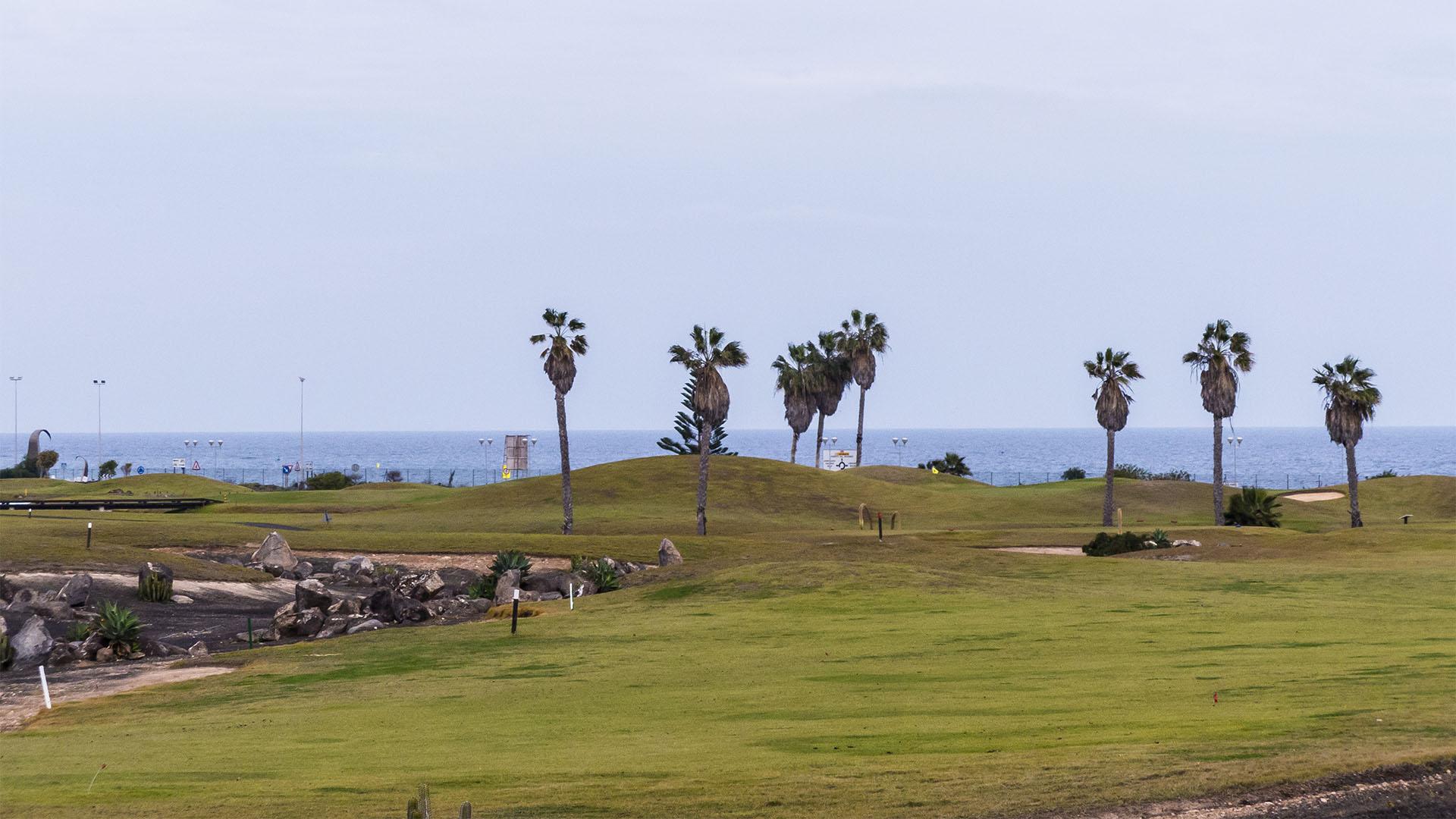 Golfen auf Fuerteventura – Golf Club Salinas de Antigua