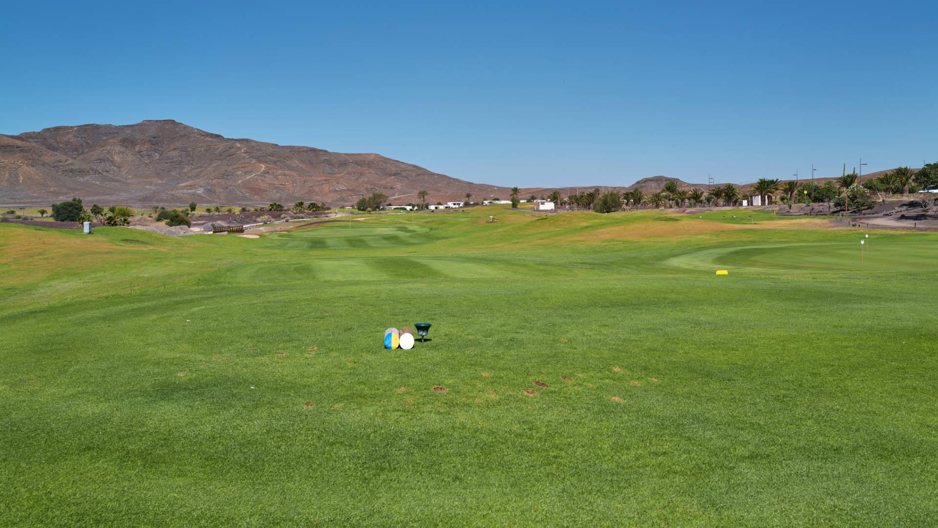 Playitas Golf Fuerteventura.