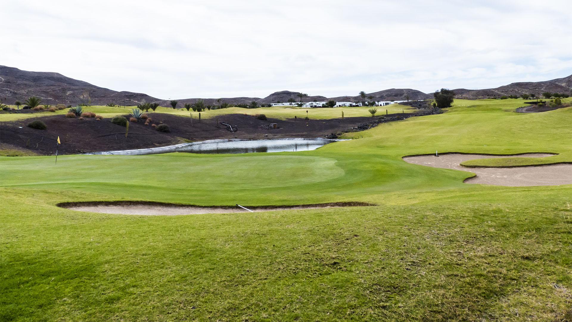 Golfen auf Fuerteventura – Playitas Golf