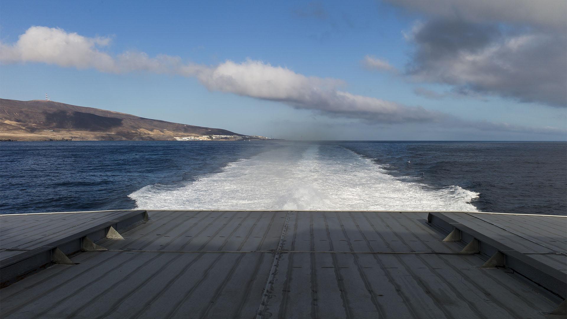 Fährverbindungen Fuerteventura: Zwischen den kanarischen Inseln und der iberischen Halbinsel.