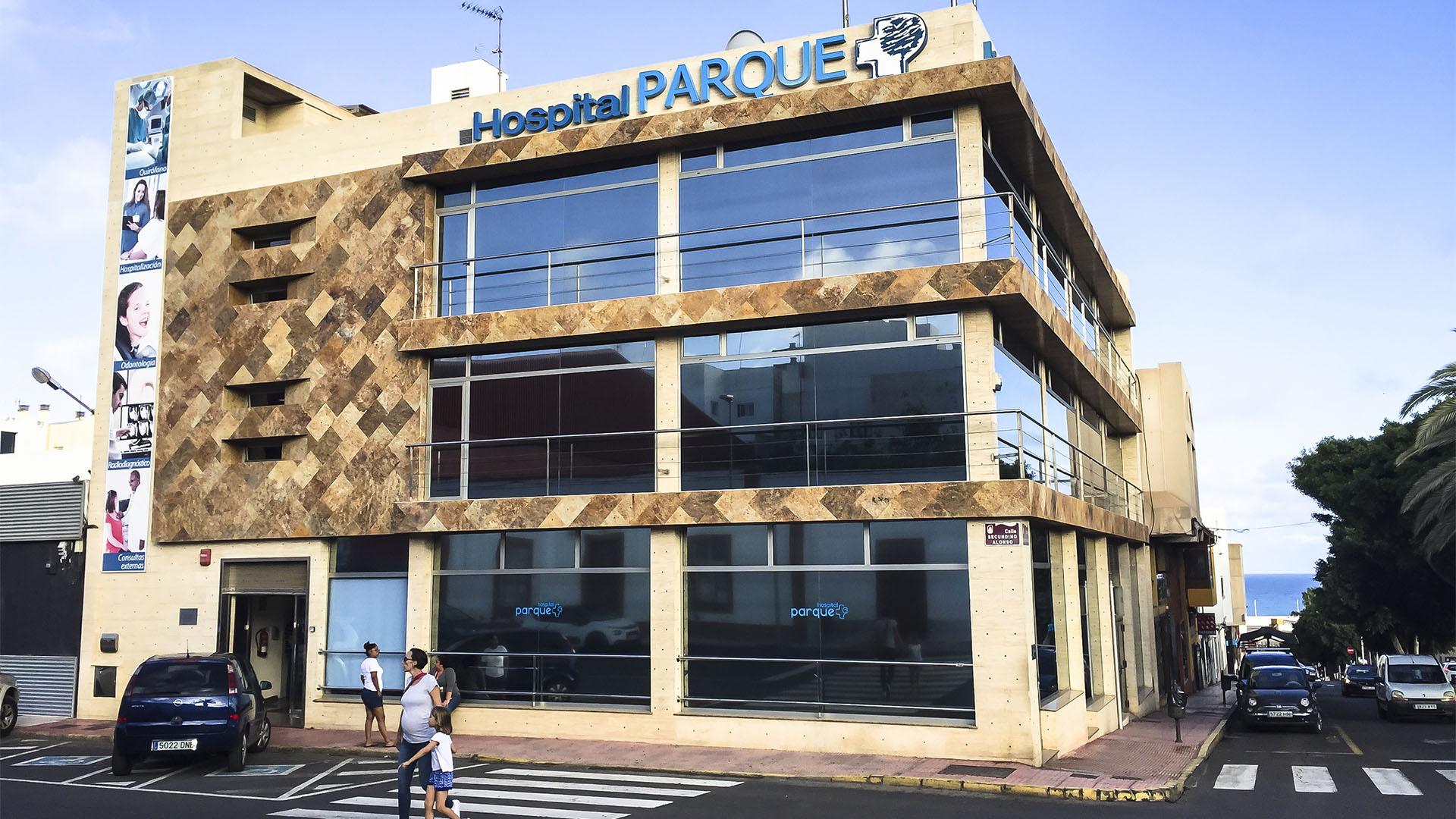 Estación Insular de Guaguas Puerto del Rosario Fuerteventura.