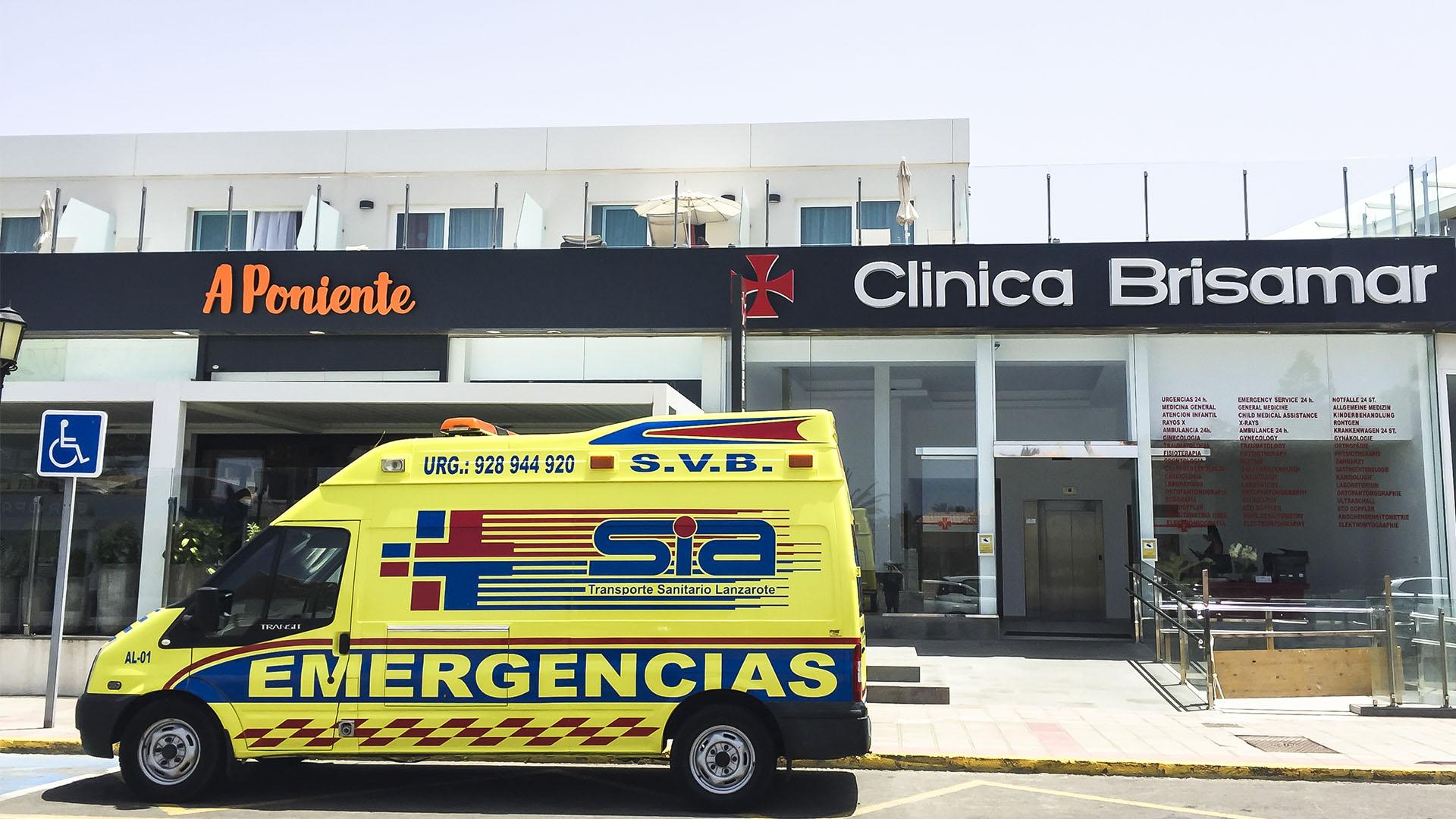 Medizinische Versorgung Fuerteventura