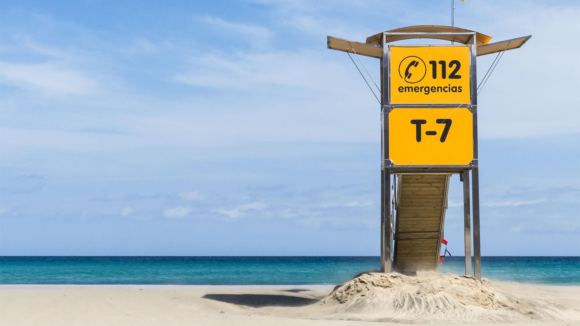 Sicherheit Fuerteventura –Kriminalität, Sicherheit, Polizei, Guardia Civil und andere Institutionen.