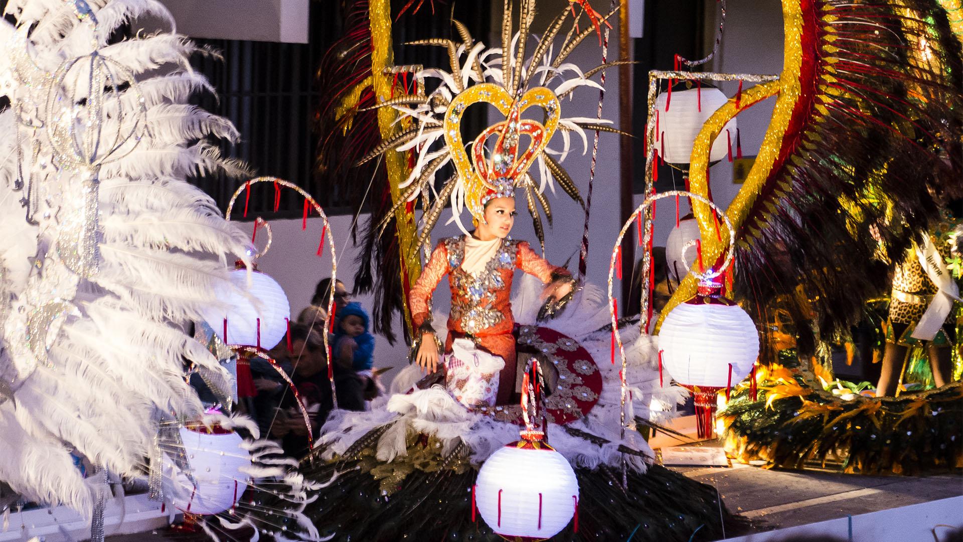 Carnaval Puerto del Rosario Fuerteventura.