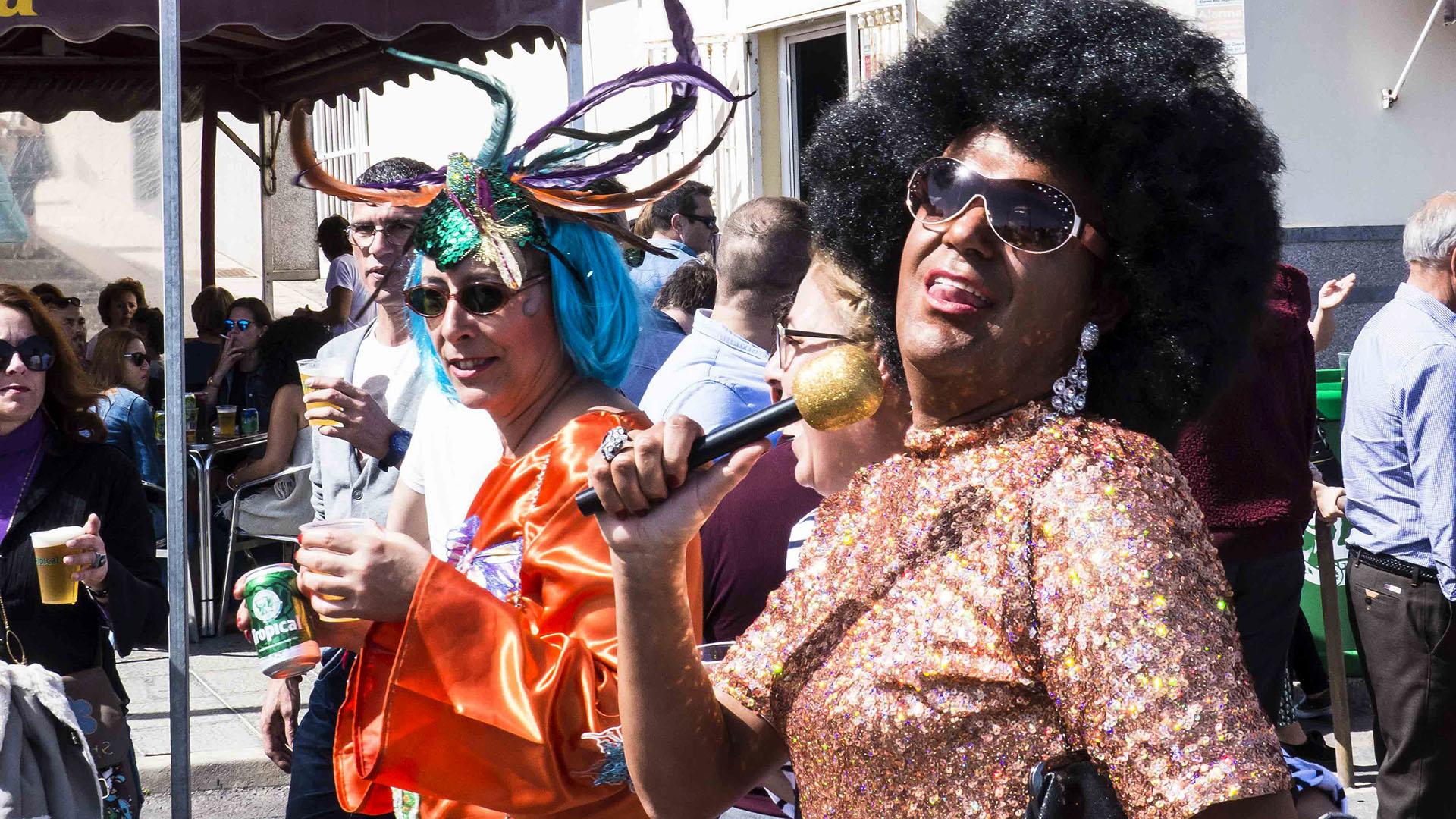 Regata de Achipenco – Carnaval Rosario – Puerto del Rosario Fuerteventura.