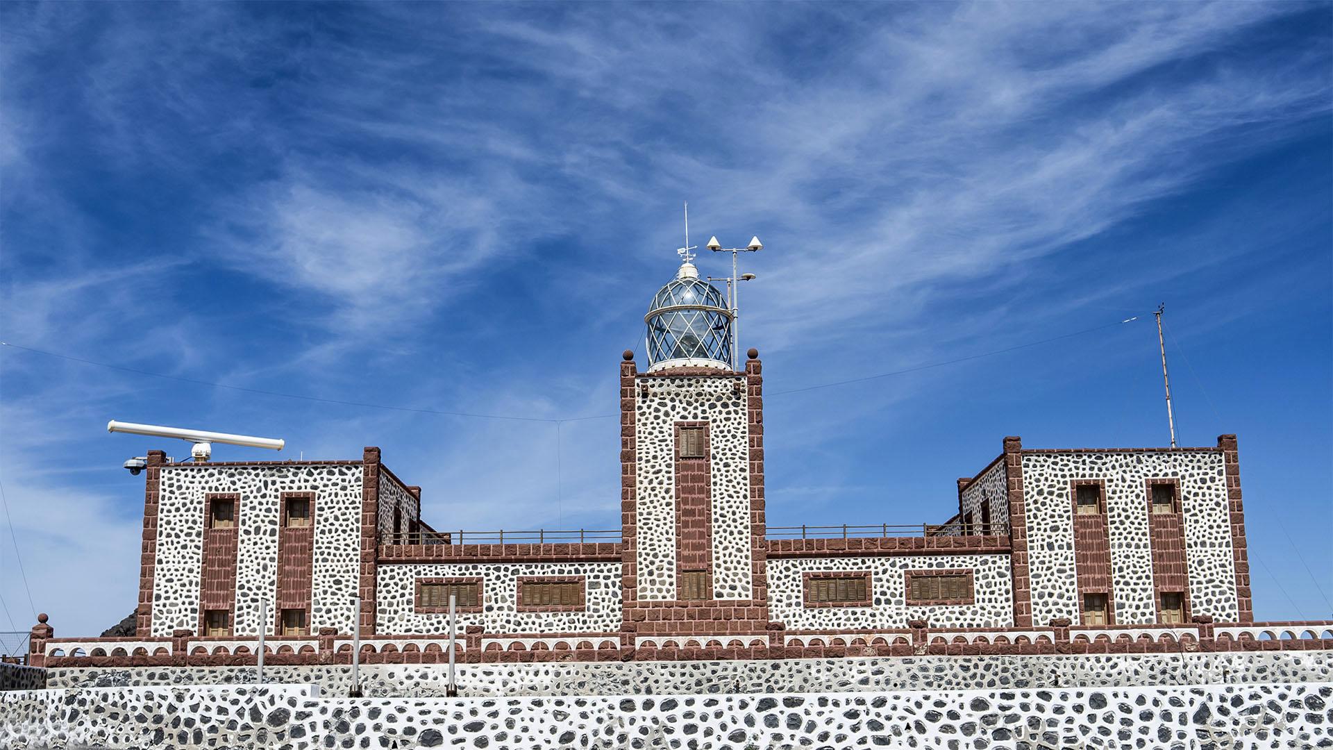 Faro de la Entellada Fuerteventura.