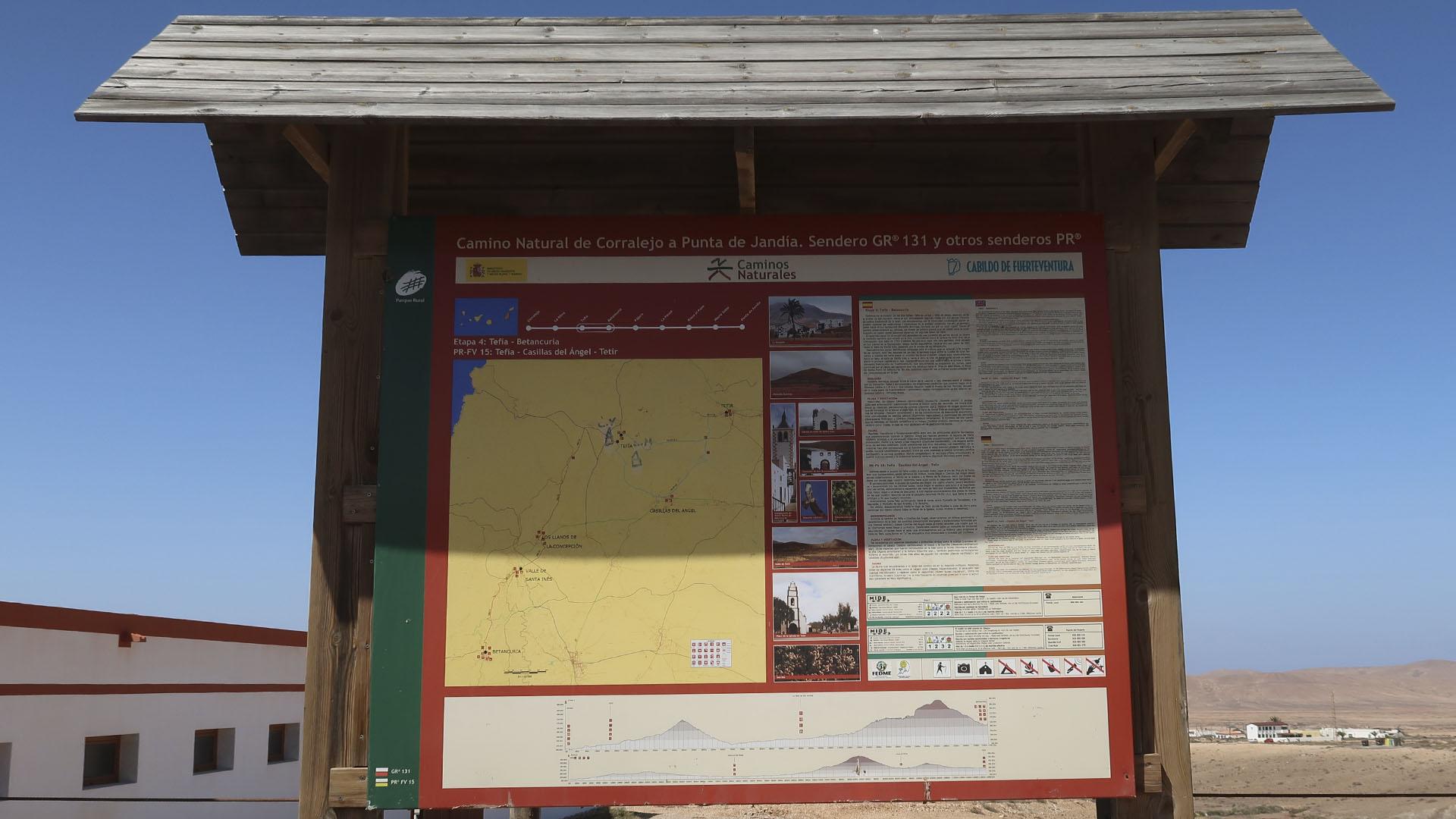 Die guten Streckenbeschreibungen am Anfang jeder Route mit vielen lesenswerten Informationen über die Tour.