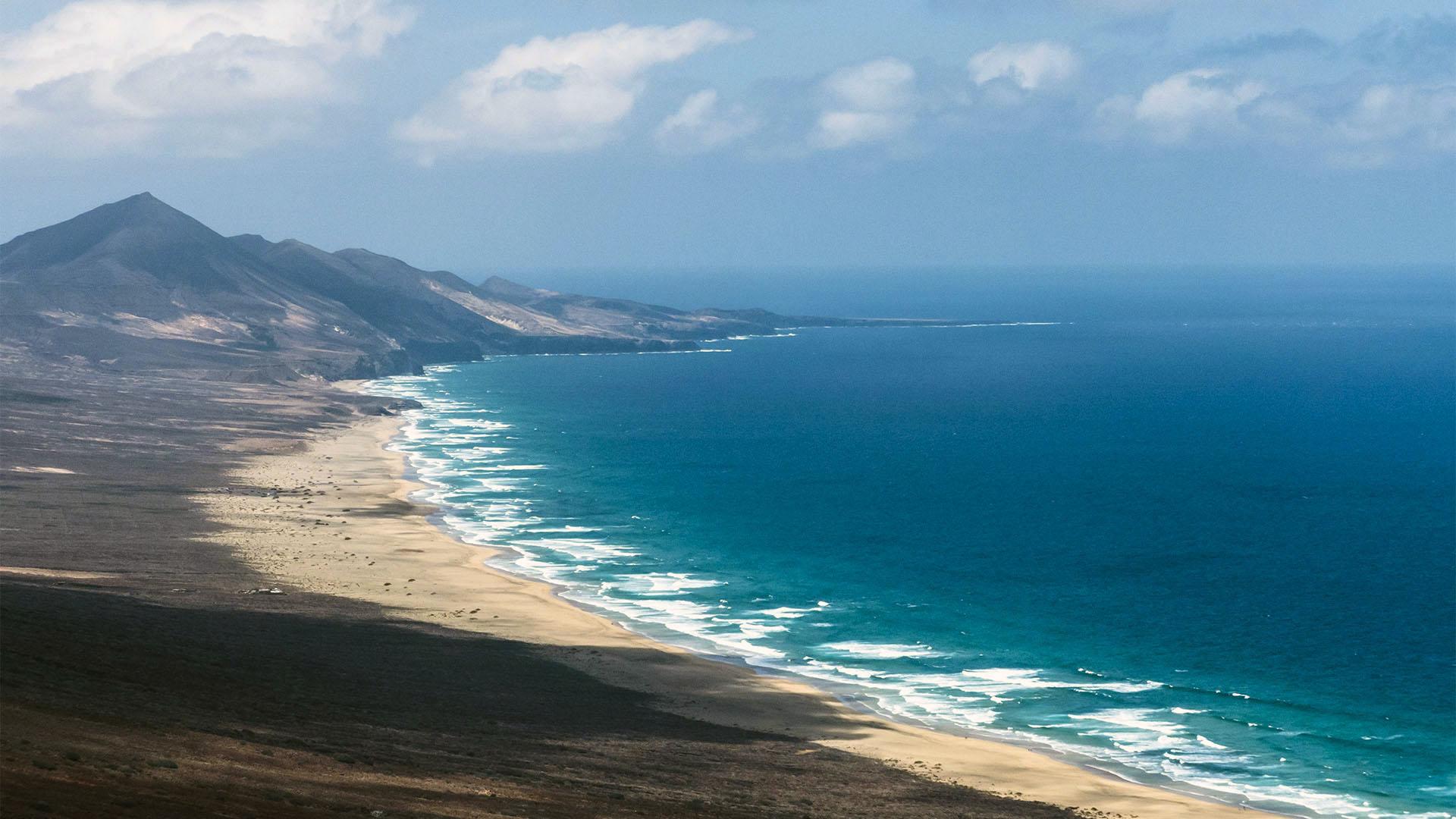 Mirador de Los Canarios Jandía Fuerteventura.