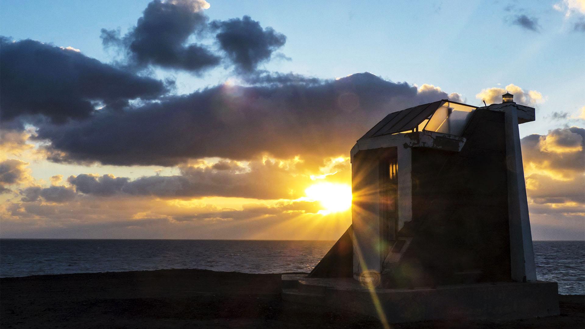 Punta del Pesebre Jandía Fuerteventura.