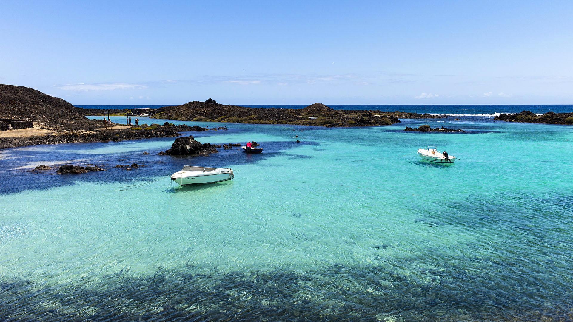 Isla de Lobos Fuerteventura.