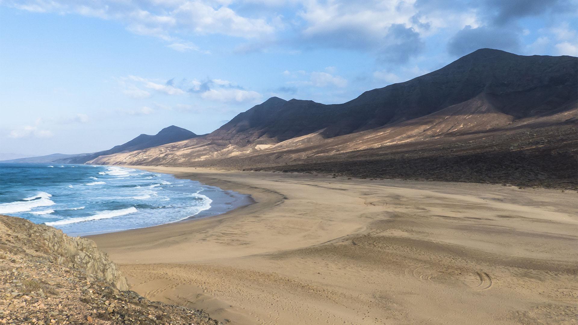 Cofete Fuerteventura.