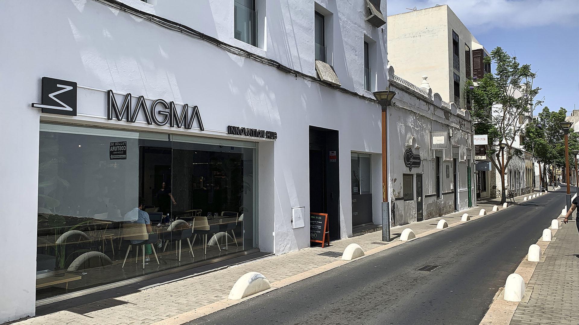 Magma Innovation Hub Arrecife Lanzarote.