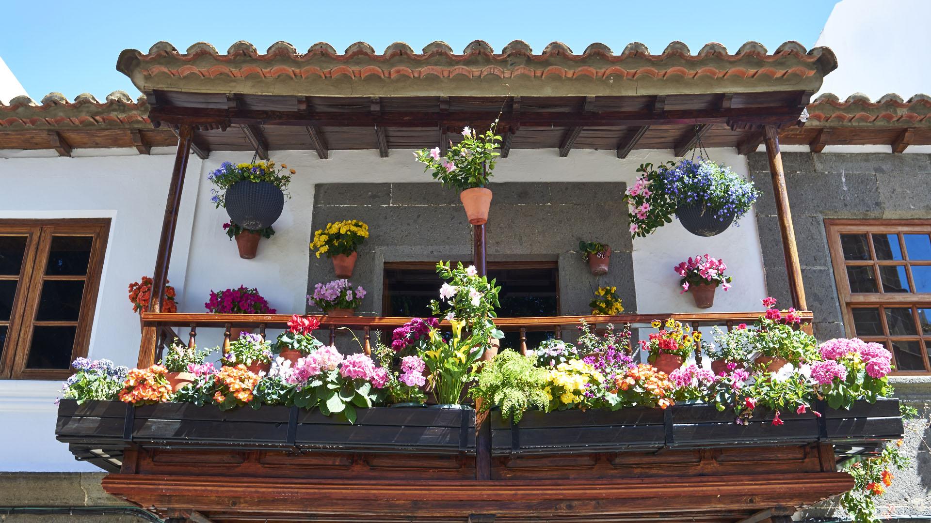 "Las Palmas de Gran Canaria: Die Altstadt genannt ""Vegueta""."