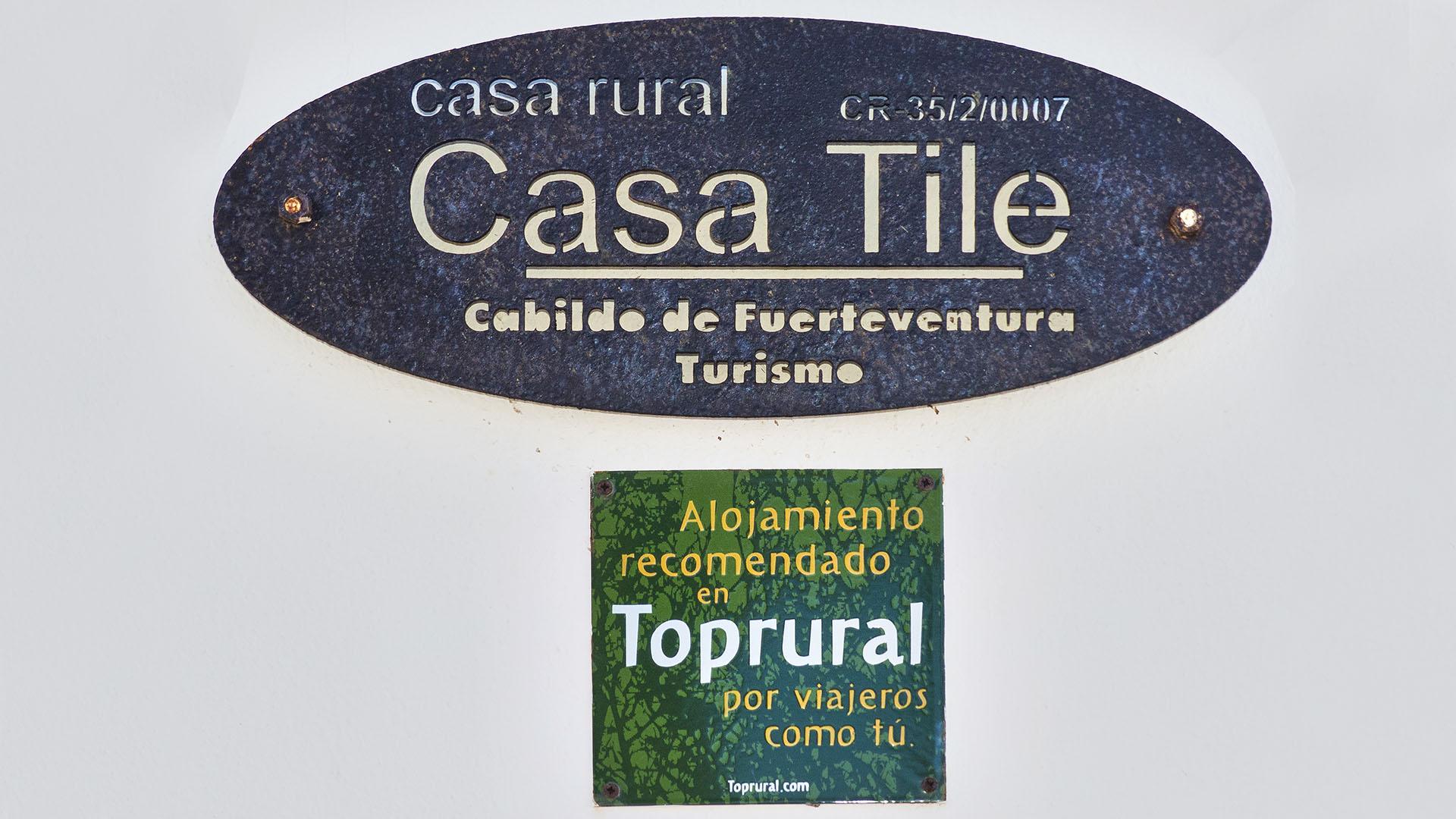 Casa Rural - Toprural Cabildo de Fuerteventura Turismo.