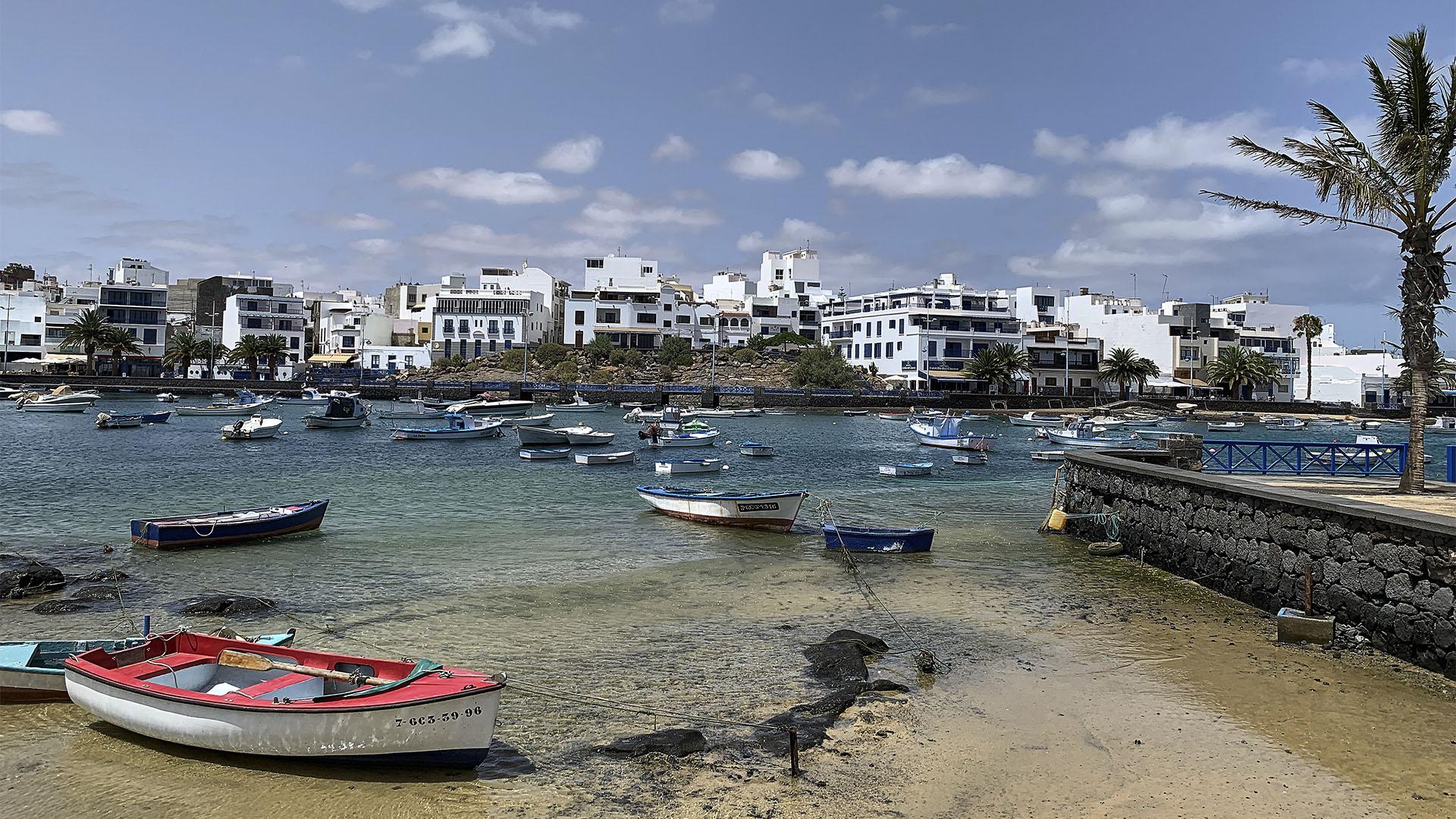 El Charco de San Ginés Arrecife Lanzarote.