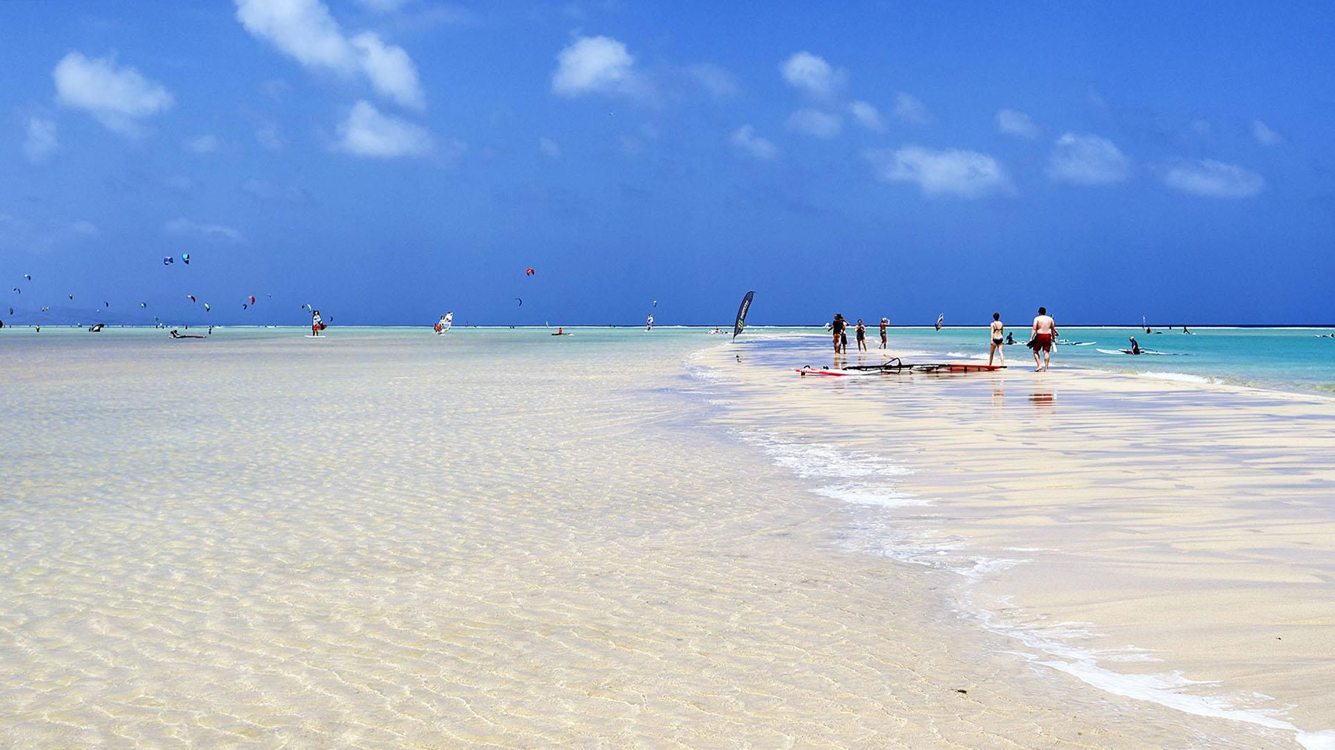 """""""Strand der Kanaren"""" – die fantastischen Strände von Fuerteventura."""