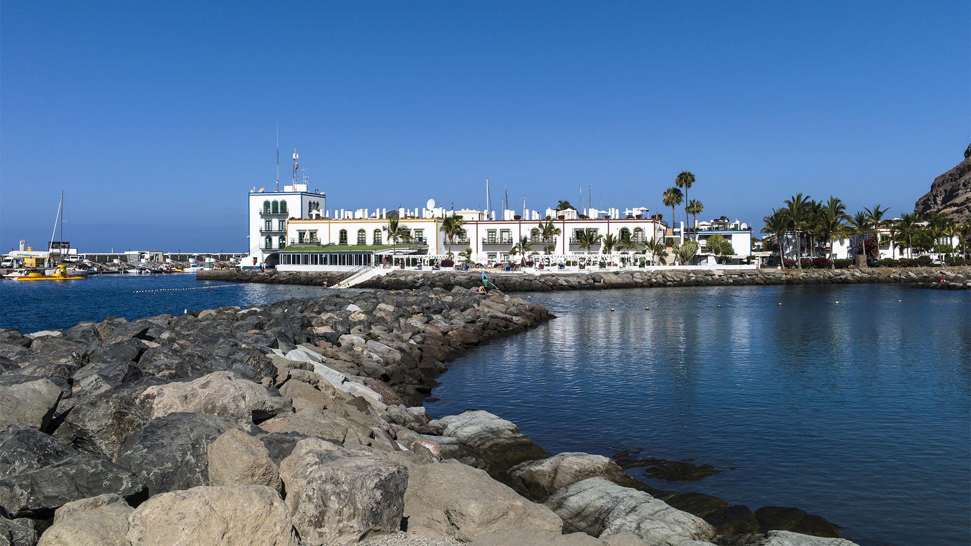 Puerto de Mogán Gran Canaria –Venedig der Kanaren.
