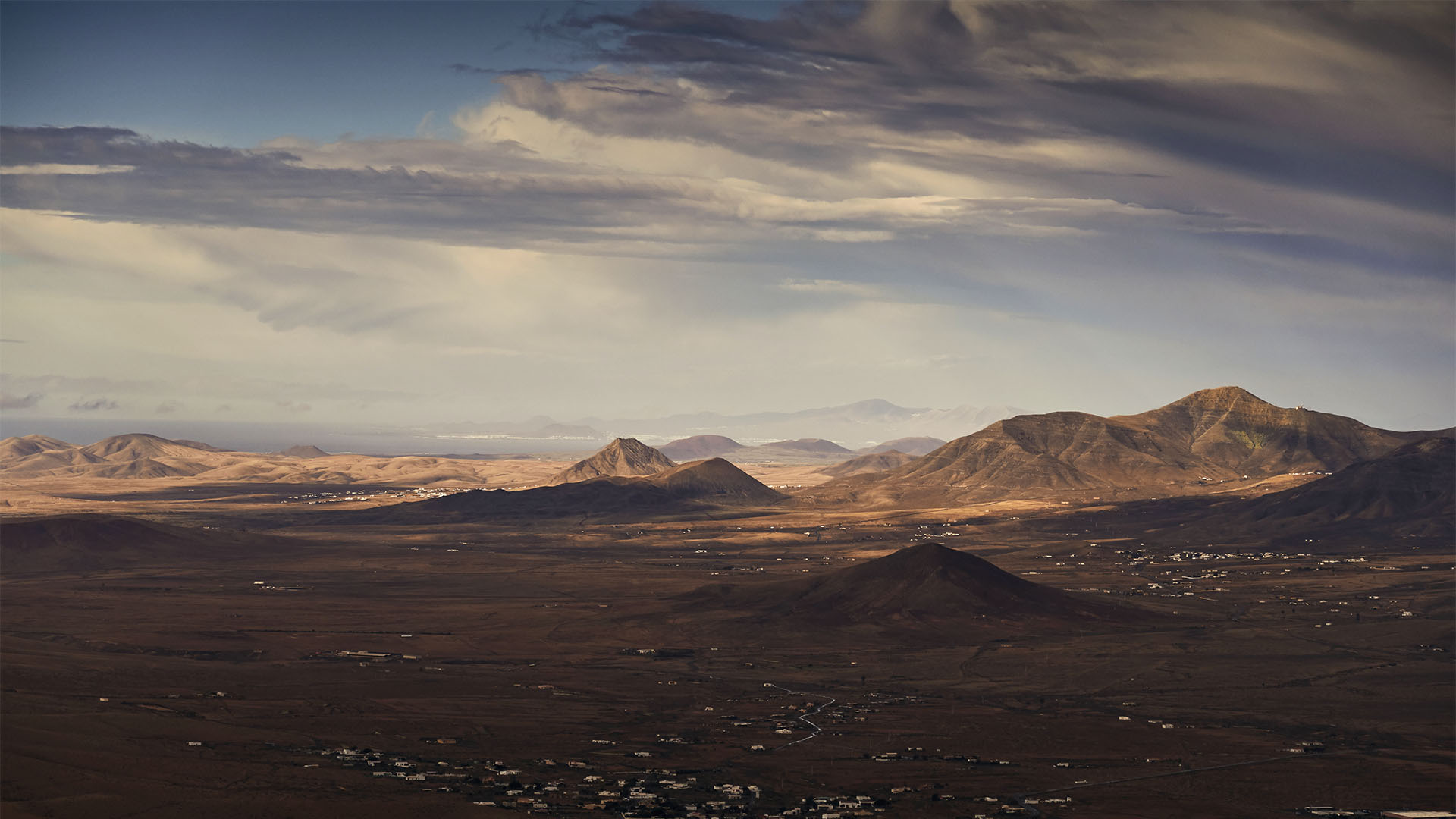 Montaña Sagrada Tindaya Fuerteventura.