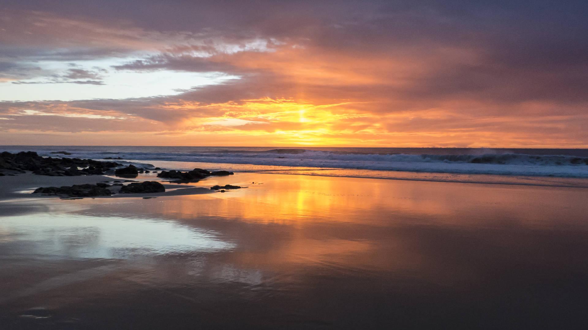 Frühling auf Fuerteventura –die Sonne wandert in den Norden.