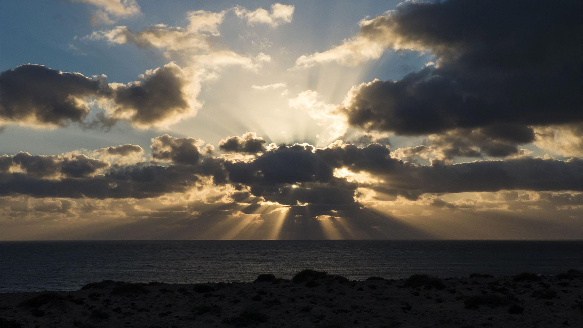 Sunset am Outpost – Punta de Pesebre Fuerteventura.